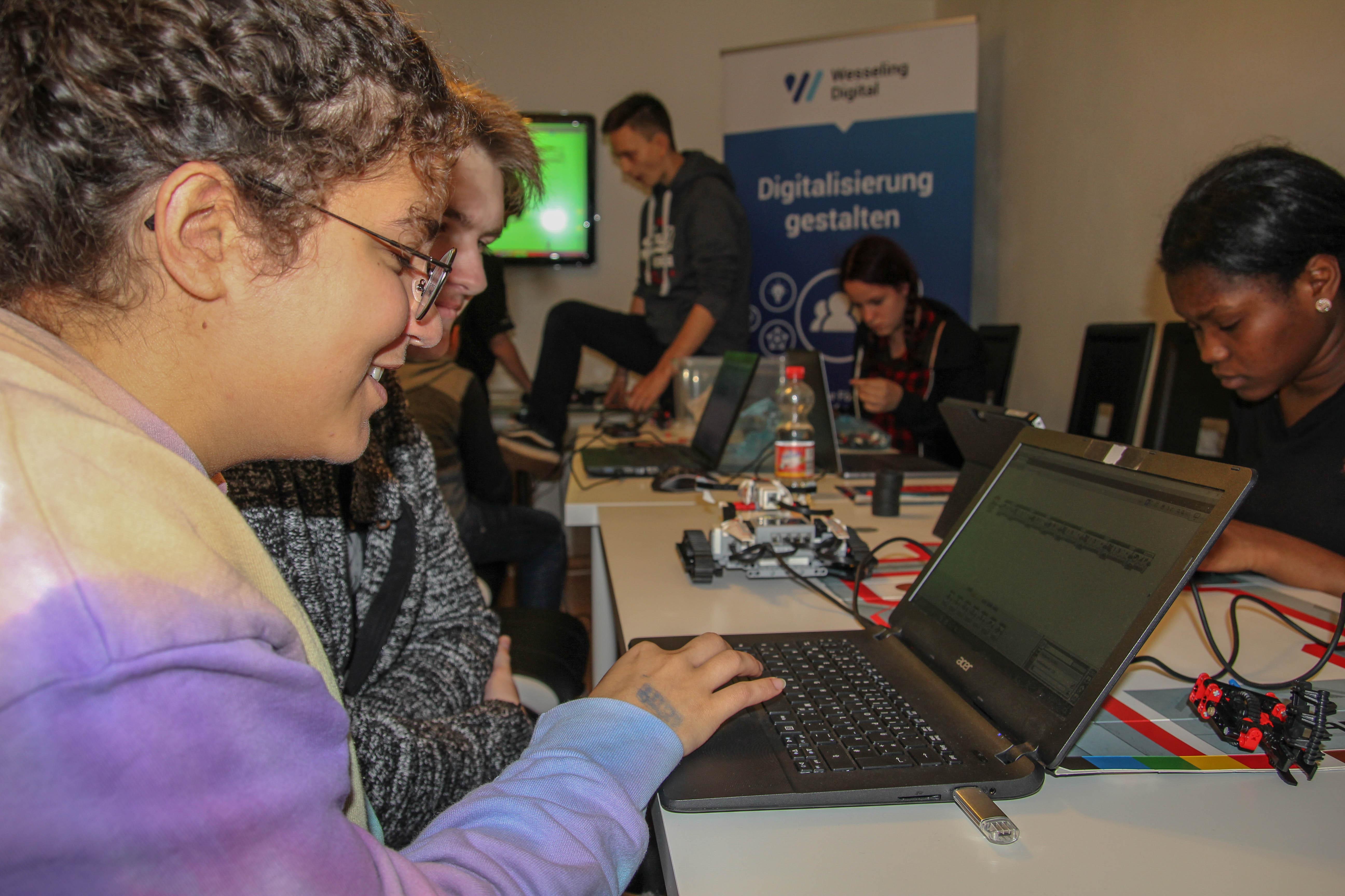 Erster Wesselinger Coding Camp